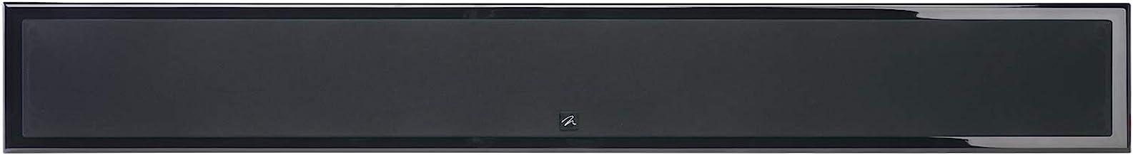 Martin Logan Motion SLM X3 Ultra-Slim 3-Channel Passive Soundbar - Black