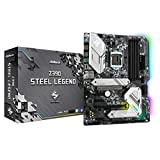 ASRock Intel 第8世代&第9世代 CPU(Soket 1151)対応 Z390 チップセット搭載 ATX マザーボード Z390 Steel Legend