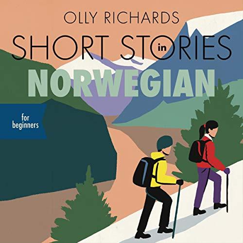 Short Stories in Norwegian for Beginners cover art