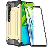 FANFO® Case for Xiaomi Mi Note 10 Lite [Heavy Duty] Armor,