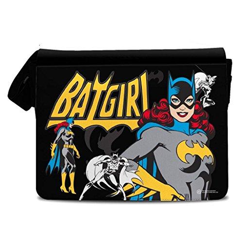 DC Comics - Bolso bandolera Hombre multicolor multicolor 35 cm