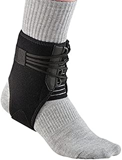FitPro Adjustable Ankle Lacer Brace, One Size, Amazon Exclusive Brand