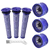 Colorfullife Replacement Filters for Dyson V6 Absolute Cordless Stick...