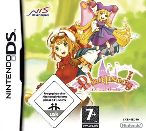 Rhapsody DS Square Enix [import allemand]