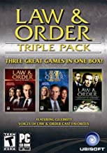 Law and Order Triple Pack - PC