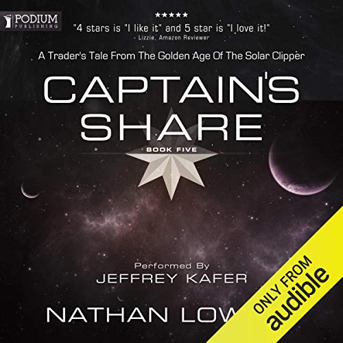 Captain's Share  By  cover art