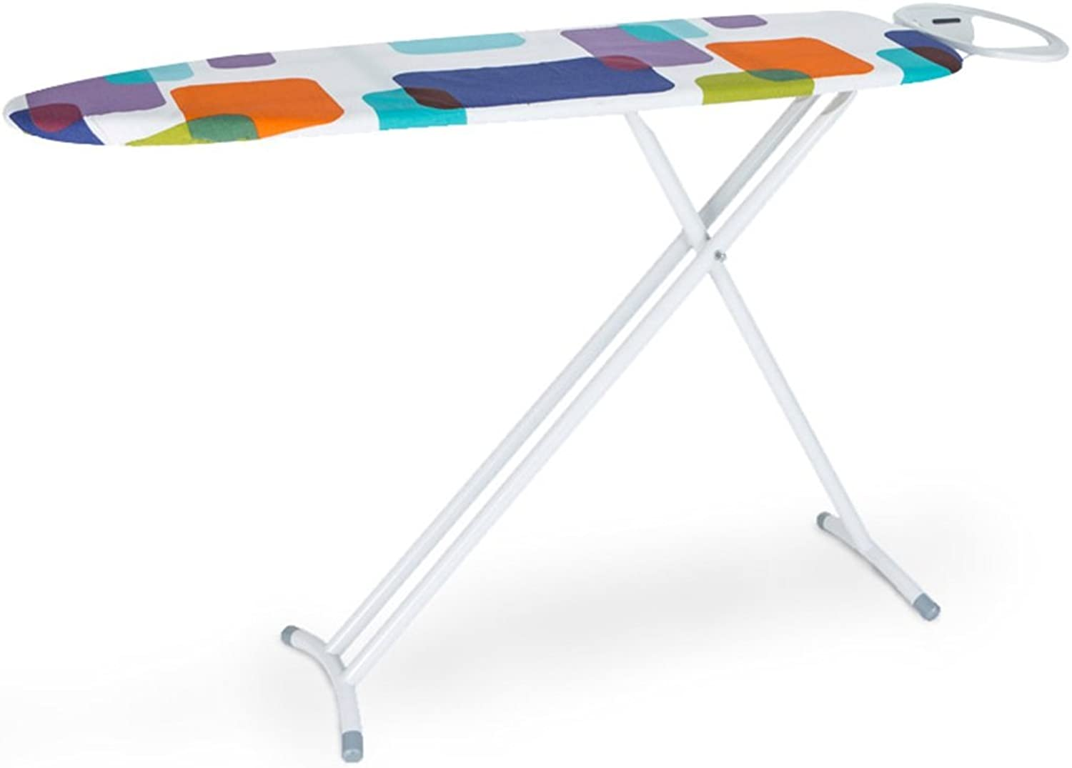 Folding Table- Foldable greenical Ironing Board Ironing Table Reinforcement Large Easy and Convenient Multi-color Optional Wall-Mounted Table (color    1)