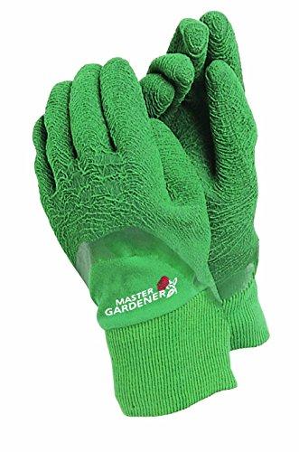 Town & Country TGL429 Master Gardener Green Mens Gloves, 0
