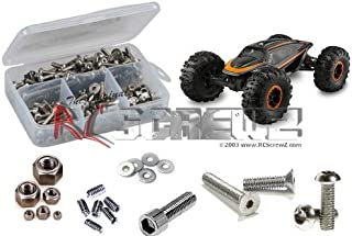 Axial Racing XR-10 Crawler RTR/Pro Stainless Steel Screw Kit