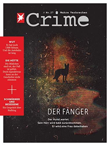 stern Crime - Wahre Verbrechen: Ausgabe Nr. 27 (05/2019)