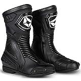 Cortech Women's Apex RR WP Boots (6.5) (Black)
