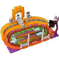 Bandai World of Zombies Deluxe Sports Stadium Playset