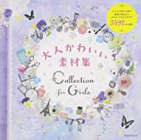 Collection for Girls 大人かわいい素材集(DVD-ROMつき) (玄光社MOOK)