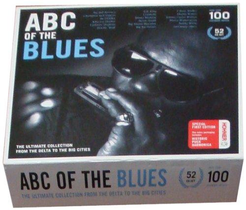 ABC of the Blues (L harmonica d Hohner inclus)