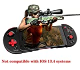 ipega PG-9087S Wireless 4.0 Game Controller Gamepad Joystick for Samsung GALAXYS10/S10+Note 10+ S20/S20 5G Tablet PC Smart Android Mobile Phone (Android 6.0 and Above