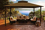 Paragon-Outdoor GZ584ES Gartenpavillon, mit weicher Oberseite, 3 m x 30 m, Sand