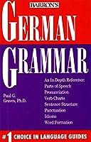 German Grammar (Barron's Grammar)