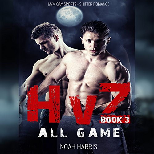 HvZ: All Game audiobook cover art