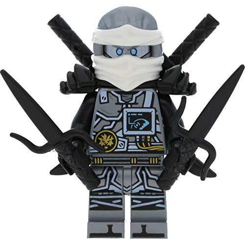 LEGO Ninjago Minifigur: Zane (The Hands of Time /...