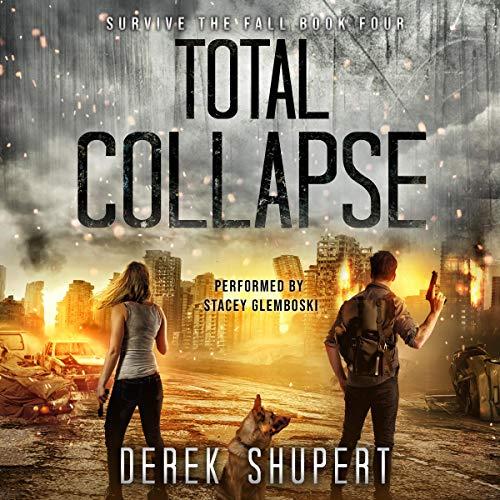 Couverture de Total Collapse