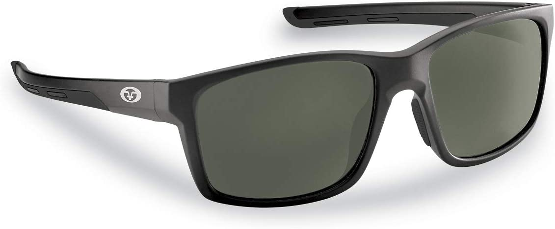 Flying Fisherman Freeline Polarized Sunglasses with AcuTint UV Blocker for Fishing and Outdoor Sports