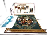 Updated version of the classic art auction game from the 1970s. Painting cards feature different paintings from the Art Institute of Chicago. Plastic art easel aids in the auctioning process. For ages 8 to Adult. 3 to 6 Players.