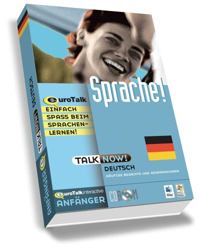 Talk Now Learn German: Essential Words and Phrases for Absolute Beginners (PC/Mac)