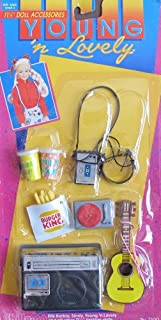 U.A.A. INC. Young 'n Lovely ACCESSORIES Pack For Barbie, Sindy & 11.5