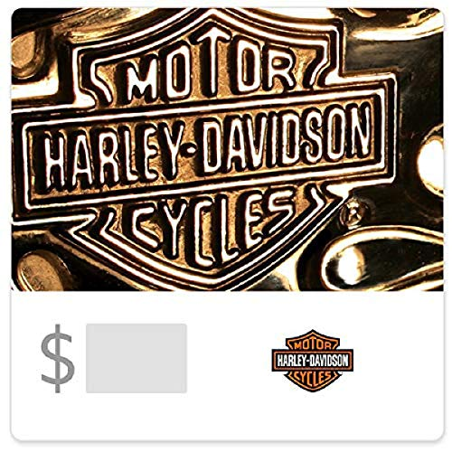 Harley-Davidson Gift Cards Configuration Asin- Email Delivery