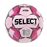 SELECT Numero 10 Soccer Ball, Pink/Cure, Size 4