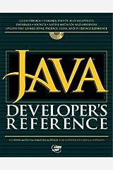 Java Developer's Reference Hardcover