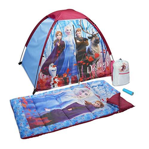 Disney Frozen 2 4 Piece Camp Kit