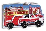 Tonka: Fire Trucks (big Board Book W/ Wheels)