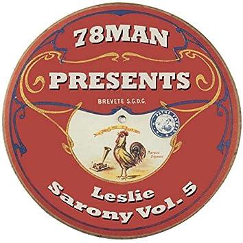 78Man Presents Leslie Sarony, Vol. 5