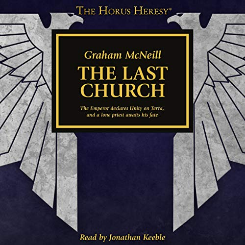 The Last Church audiobook cover art