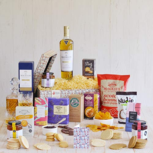 The Grand Scottish Hamper - Free Gift Card Included