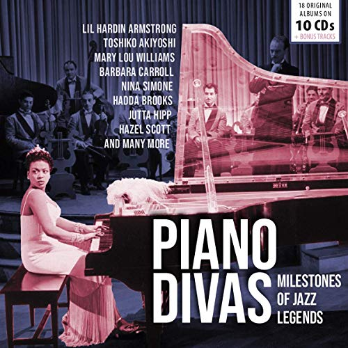 Jazz Piano Divas