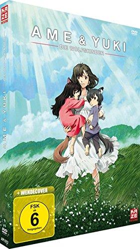 Ame & Yuki - Die Wolfskinder - [DVD]