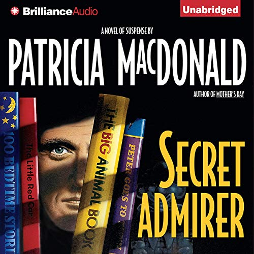 Secret Admirer audiobook cover art