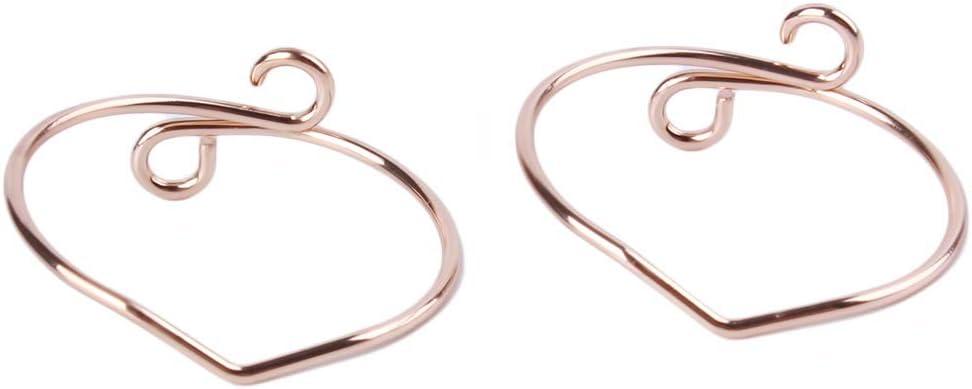 SOURBAN Dainty Toe Ring Geometric Tiny V Shaped Toe Ring Thin Toe Ring Foot Jewelry,Double V Gold