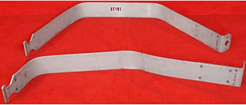 Fuel Tank Strap for Dodge Full Size P/U 94-02 26/35 Gal. Set of 2 (28 in. and 35.5 in. Length)