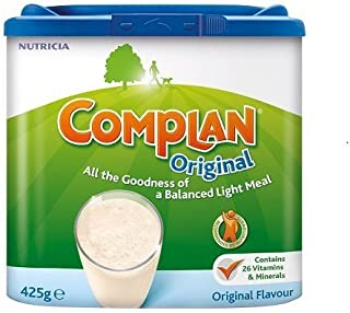 Complan Nutritious Vitamin Rich Drink Original Flavour 425g