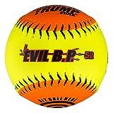 Half Dozen Evil Bp 12' Softballs 52 cor 300 Compression AK Evil BP52 6 Balls