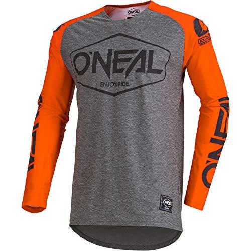 003M-503 - Oneal Mayhem 2020 Hexx Motocross Jersey M Orange