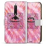 DeinDesign Étui Compatible avec Nokia 6.1 Étui Folio Étui magnétique Muppets Disney Produit sous...