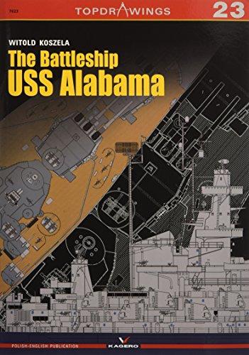The Battleship USS Alabama (TopDrawings)