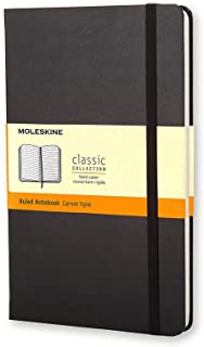 Moleskine Classic Notebook, Hard Cover, Pocket (3.5
