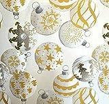 Textile London Weihnachtsbaum Thevenon bedruckter
