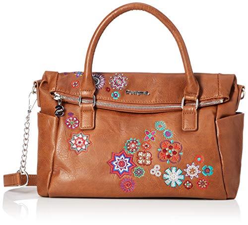 Desigual NANIT LOVERTY Handtaschen Damen Braun - Einheitsgrösse - Handtasche