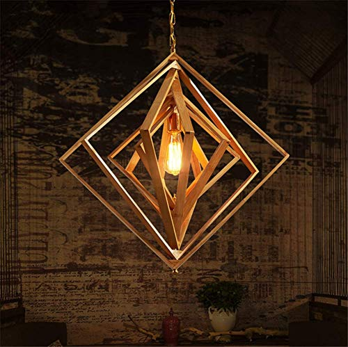 ZY kroonluchter Zuidoost-Azië in Japanse stijl landelijke handgemaakte bamboe vervormbare verlichting E27 enkele kop kleine lantaarn plafondlamp lamp voor eetkamer slaapkamer woonkamer hal G